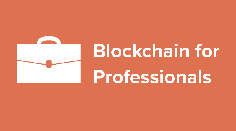 BFP-3 Blockchain for Professionals - July Cover Image