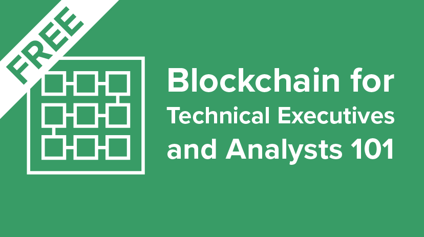 CTO-FREE-1 Introduction to Blockchain for Technical Executives Cover Image